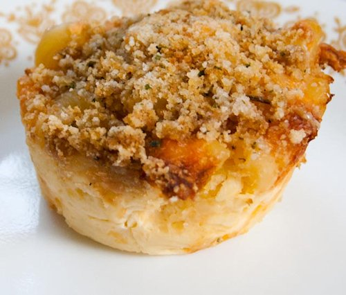 Mac and Cheese Muffins Recipe