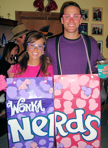 Box of Nerds Costume