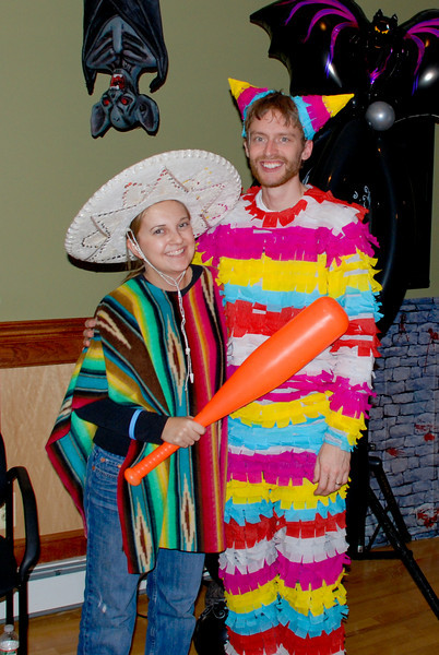 Pinata and Pedro Costumes