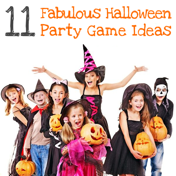 11 Fun Halloween Party Game Ideas