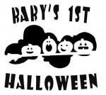 4 Baby-first-halloween-stencil