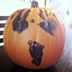 Baby's First Pumpkin by Jenny Free Style