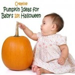 Pumpkin Ideas for Babys First Halloween 250