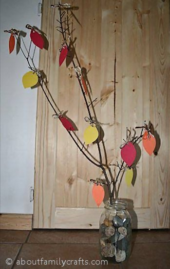 Giving Thanks Tree