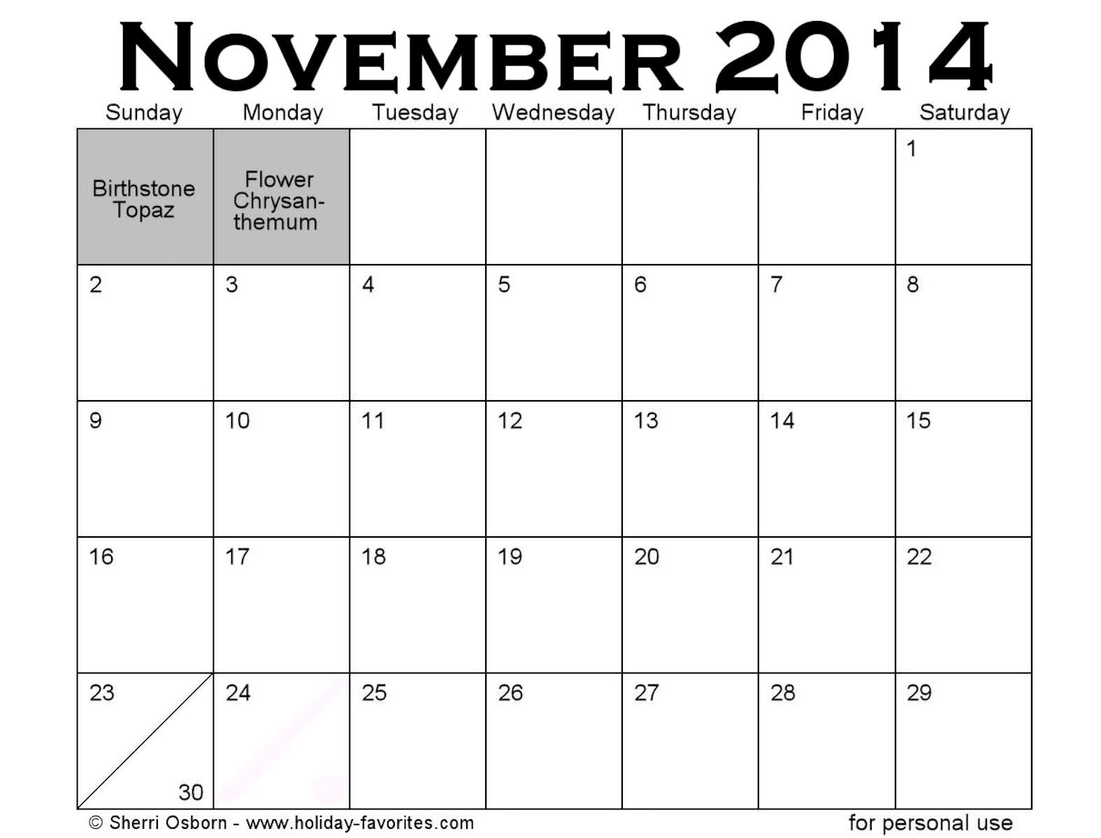 Calendar Monthly Observances : National safety observances calendar just b use