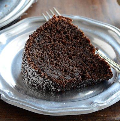 Spiced Chocolate Zucchini Cake