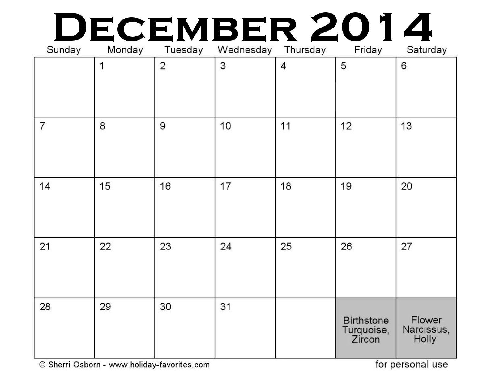 December Holidays | Holiday Favorites
