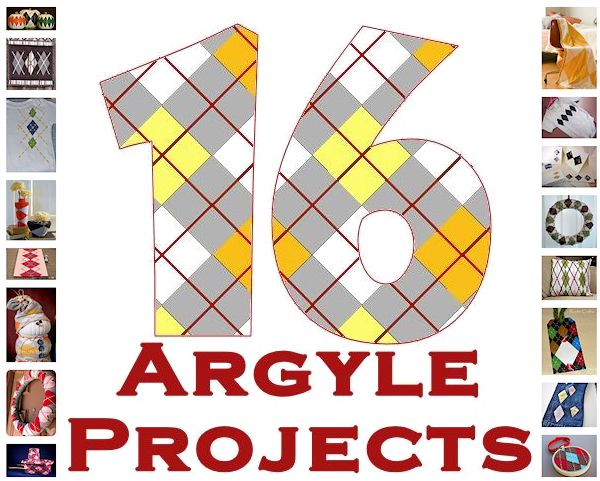 16 Argyle Projects for Argyle Day