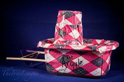 Argyle Toy Paddle Boat
