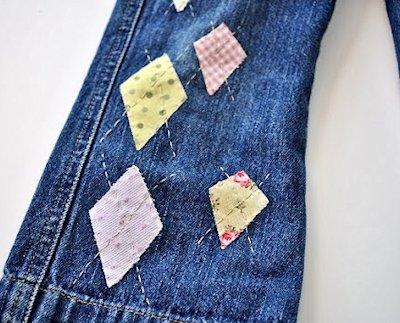 Argyle Jeans