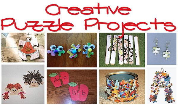 Creative Puzzle Projects