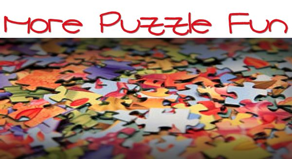 More Puzzle Fun and Games