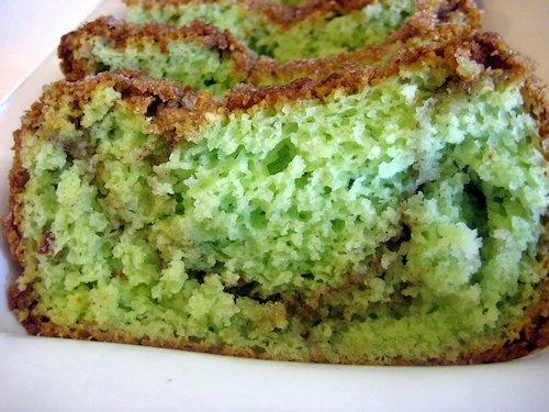 22 Pistachio Bread