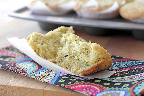 8 Pistachio Muffins