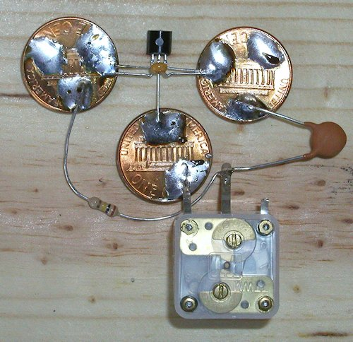 Build a 3 Penny Radio