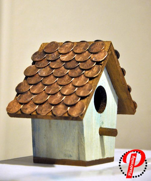 Penny Birdhouse