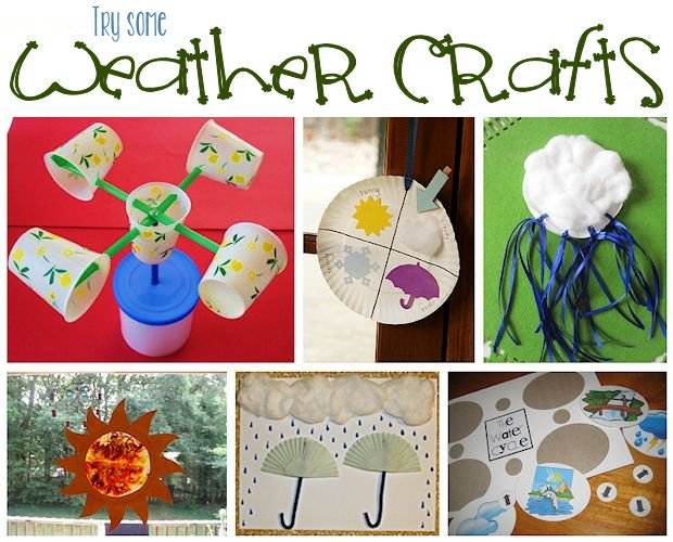 Creative Weather Crafts