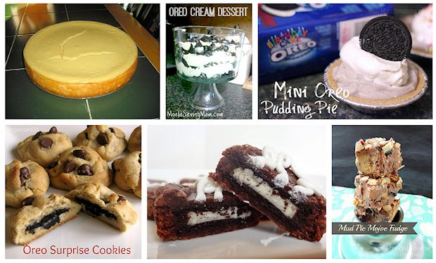 1 oreo recipes