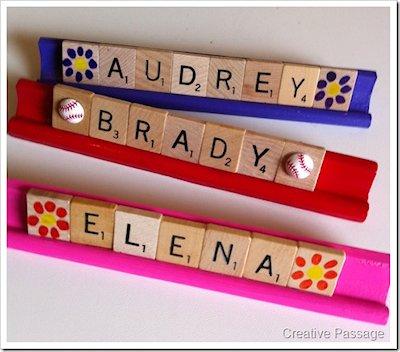 Scrabble Names