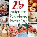 25 Recipes for Strawberry Picking Day 250