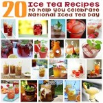 20 iced yea recipes 250