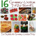 16 gummy worm recipes 250
