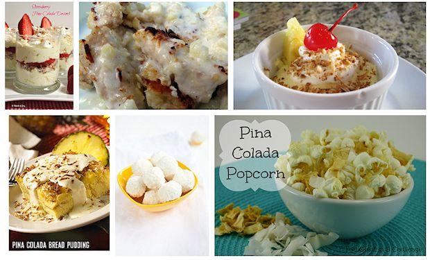pina colada recipe to make