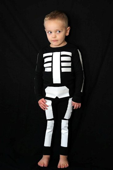 Duct Tape Skeleton